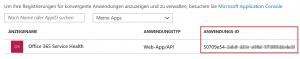 App-Registrierungen