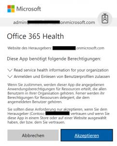 App-Authorisierung
